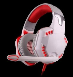 Wholesale game computers for sale for sale – custom Cgjxs Hot Sale Deep Bass Headphone Stereo Surrounded Over Ear Gaming Headset Headband Earphone With Light For Pc Lol Game