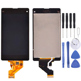 ingrosso xperia mini lcd-Display LCD Touch Panel per Sony Xperia Z1 Compact D5503 M51W Z1 Mini