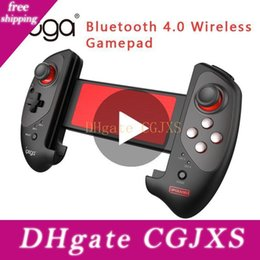 ipega controller joystick NZ - Ipega 9083s Wireless Game Pad Bluetooth Gamepad Controller Mobile Trigger Joystick For Android Cell Phone Console Pubg Dzhostik T191227
