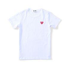 Опт 2020 progettista Высококачественные большие глаза ИГРАТЬ футболки мужчин и женщин высокого качества хлопка одежды хип хоп футболки CDG ВОСПРОИЗВЕДЕНИЕ футболку