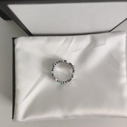 Toptan satış Yeni Ürünler S925 Ayar Gümüş Yüzük En Kaliteli Charm Yüzük Yüksek Kalite Yüzük Çift Takı Kaynağı