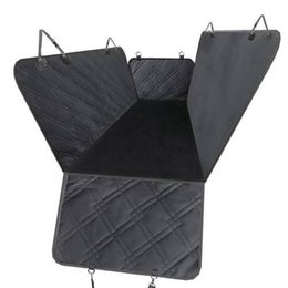 Waterproof Pet Seat Cover Car Seat Cover Scratch Proof Nonslip Backing Hammock on Sale