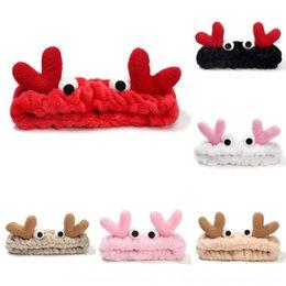 Wholesale big crabs for sale – custom funny Korean style New crab big hair hair band cute plush eyes band m3BhC