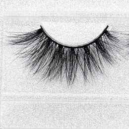 sexy false eyelashes Australia - Visofree 25mm Eyelashes 100%handmade lashes Full Strip Soft False Eyelashes Makeup Cruelty free sexy 3D Mink Lashes E71