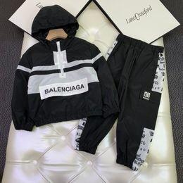 Wholesale zebra sweaters resale online - kids clothing sets kids clothes boys girl sweatshirt sweaters pants trousers sets C91Q