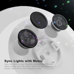 LED tavan ışıkları Dim 36W 48W 72W APP Uzaktan Bluetooth Müzik ışık hoparlör fuaye yatak Akıllı tavan lambası kontrol FreeShipping