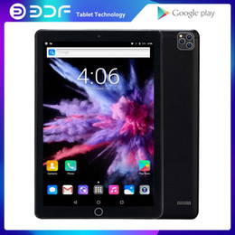 Discount gps tab 2020 New Original 10.1 Inch 3G Phone Call Android 7.0 GPS Tablet PC tab WiFi IPS 10 Kids Phablets Dual SIM Card 1GB+32GB