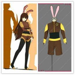 Wholesale rwby cosplay for sale - Group buy RWBY Velvet Scarlatina Cosplay Costume