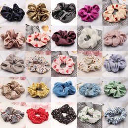 hair braiding styling UK - Fashion Elasticity Rubber Bands Trendy Kids Baby Child Colorful Elastic Hair Band Tie Rope Braid Hair Style Ring#592