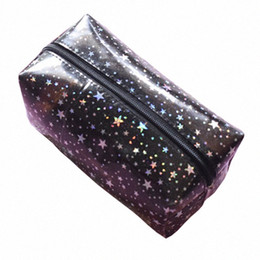 Women PVC Small Makeup Bags NEW Creative Travel Transparent Cosmetic Bag Wash Pouch Beauty Storage Case Toiletry Bag KOXj#