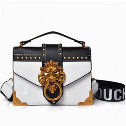 ladies handbags designer Canada - Ainvoev Crossbody Bags For Women Leather Handbags Luxury Handbags Women Bags Designer Famous Brands Ladies Shoulder Bag Sac