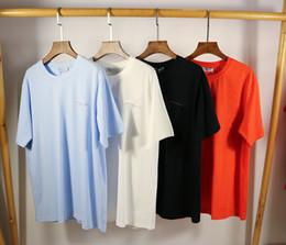Wholesale hot tshirt girl for sale – custom 2020 Hot Seller Brand Designer T Shirts Girls Mens Tshirt Short Sleeves Summer Designer Tees For Women Lady Shirts T T