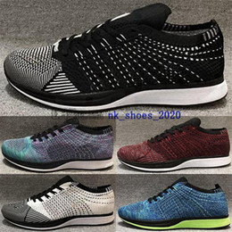 Wholesale youth boys joggers for sale – dress Sneakers shoes trainers running women big kid boys knit fly size us eur racer mens men youth joggers enfant femmes hiking