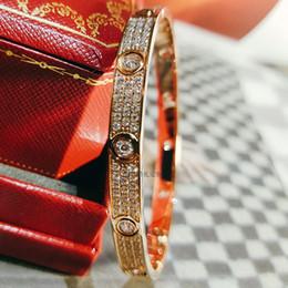 Großhandel Grußkarte Startseite All-Star-Wide Edition Armband 18 Karat Roségold für Kinder Geliebtarmband Geschenk