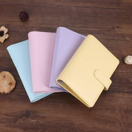 Wholesale book covers for sale - Group buy 2020 Magic Book notepads cute A6 multi colors notebook school office supplies colorful book cover for kid