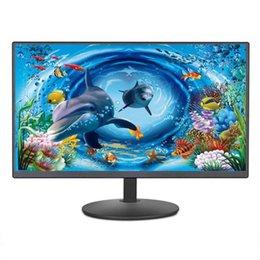 Großhandel Monitore Computermonitor HD LCD-Bildschirm TV-Desktop-Überwachungsspiel Flachbildschirmanzeige