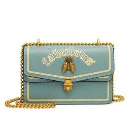 crossbody cüzdan bayan çanta omuz çantası kanal hobo moda beyaz yeşil siyah bir çanta Parti Favor kız çanta womens