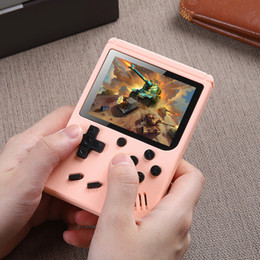 Wholesale games on consoles for sale – custom Handheld Games Retro Mini Game Player Game Console Support Two Players Playing on TV Gift for Kids And Adults