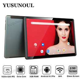 Discount 32 inch tablet New Fast Games Videos Hot New Android 9.0 OS 10 inch tablet 4G LTE 32+64GB ROM 8 Cores 1920x1200 WiFi GPS Netflix Tablet