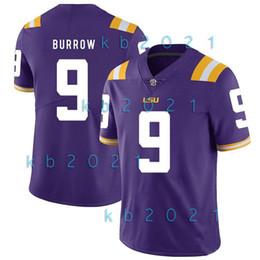 venda por atacado NCAA 9 Joe Burrow 15 Patrick Mahomes Jersey College 97 Nick Bosa 8 Lamar Jackson 12 Tom Brady 12 Aaron Rodgers Football