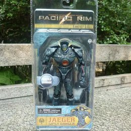 hot puppets NZ - 2020 Hot style Halloween NECA Pacific Rim 2 Roborangers Storm Red Red Eureka Chernow Movable Model toy hand toy