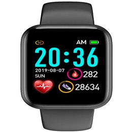 New CY11 Smart Watch für Apple Iphone Heart Rate Monitor Schlaf Statussatz Smart-Ringe Fern Foto Bluetooth-Armband für iOS und Android
