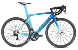 bike complete NZ - Colnago Concept CHDB Blue Full Carbon Road complete Bike Bicycle With Ultegra R8010 Groupset For Sale