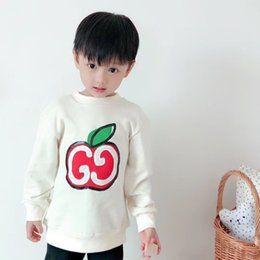 Wholesale new fashion t shirts for boys for sale – custom 2020 new Boys Girls Cartoon T shirts Kids T Shirt For Boys Children Summer long Sleeve T shirt Cotton Tops Clothing baby clothing