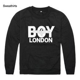 Wholesale red boy london sweatshirt for sale – custom New arrival long sleeve sweatshirt o neck hiphop boy london spring and autumn pullover sweatshirt cotton good quality plus size xxl