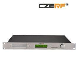 CZE-T2001 200W fm radio station transmitter FM radio communication equipment