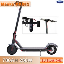 Europe Special Offer 350w 36v 8.5inch Foldable Standing Electric Kick Scooter with Bluetooth APP on Sale