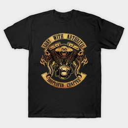 Men T-Shirt Vintage Sons With Arthritis Ibuprofen Chapter Tshirt Women T Shirt