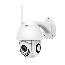 home camera hd NZ - HD 1080P Wireless IP Camera WiFi Auto Tracking Camera Baby Monitor CCTV Home Outdoor Security 2MP Speed Dome