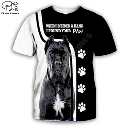 limited tshirt 2021 - cane corso limited edition 3D Printed men for women t shirt Harajuku Short sleeve shirt summer Casual Unisex tshirt tops