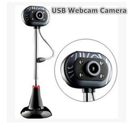 Wholesale free cams online – design USB Webcam Camera With Microphone Drive free Live Teaching Video Broadcast YouTube Conference Cam For Desktop Laptop PC Computer