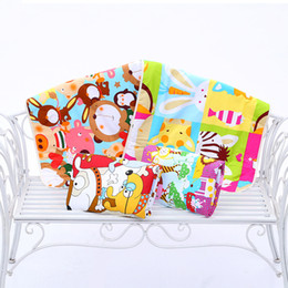 Wholesale 14 Styles Baby Changing Mat Cartoon Sheet Waterproof Toddlers Pad Nappy Urine Pads Table Diapers Game Play Cover Infant Blanke 60*90cm M2789