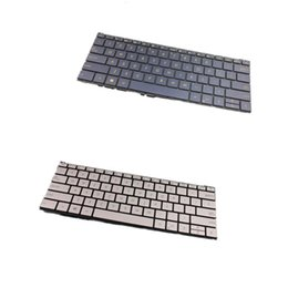 united states keyboard Australia - Laptop Keyboard For ASUS ZENBOOK UX390 UX390UA Black Silver US United States Edition