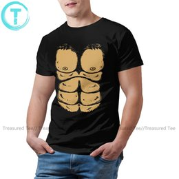 gorilla tshirt UK - Gorilla T Shirt Made From Real Gorilla Chest T-Shirt Graphic Summer Tee Shirt Fun Male 100 Cotton Tshirt