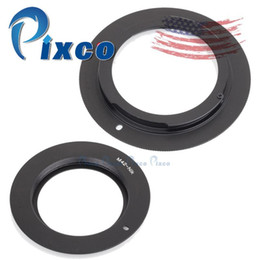 m42 lens adapter UK - Pixco suit for Macro M42 Mount Lens to suit for (D)SLR Camera Adapter