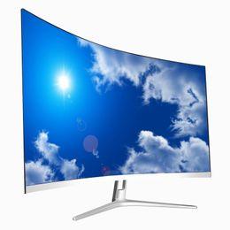 Monitore 144Hz 32 Zoll gekrümmte Bildschirm-LED-Computer-PC-Gaming-Monitor im Angebot