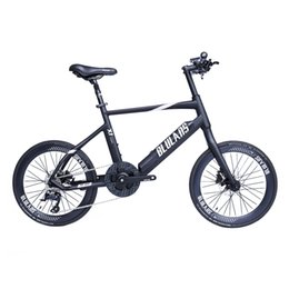 h engine Australia - X1 20 Inch 451 Electric bike E bicycle Aluminium Intelligent powered electric bike battery 36V 9.6Ah 250 W Brushless engine 20er Ebike