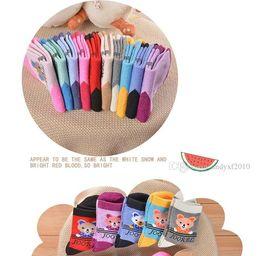 2021 Kids socks new baby boy girl Summer socks children cotton stocks good quality Cotton Soft Socks Baby Candy Color on Sale