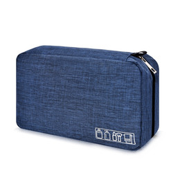 mens travel accessories Canada - Mens Bag Shaving Toiletry Perfect Hanging Kit Travel Bag Organizer Travel Accessory Theis