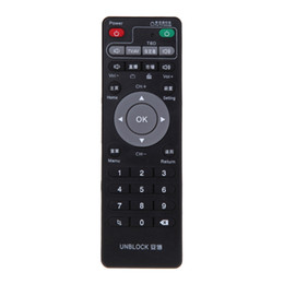 set top box remote NZ - Set-Top Box Learning Remote Control For Unblock Tech Ubox Smart TV Box Gen 1 2 3