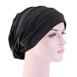 """venda por atacado Unisex Algodão Baggy Beanie Hat Gorro Stretchy Correr Desporto Causal Hat Cap sono Slouchy para adultos - 22-22.8 \"""""""