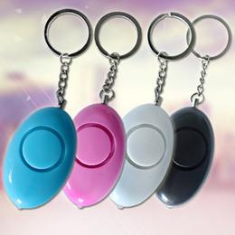 Alarma de la autodefensa llavero para Mujeres Niñas Niños Security Protect alerta personal de seguridad del grito de alarma de emergencia Loud en venta
