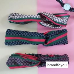 Designer Brand Couple Band Outdoor Sports Running Headbands Unisex Basketball Hair Jewelry for Women Men 8934