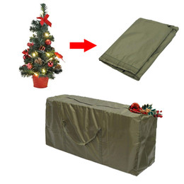 cushion storage bags Canada - New Garden Furniture Cushions Storage Bag Large Waterproof Lightweight Outdoor Patio Seat Pads Carry Handbag with Zipper TE889