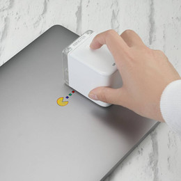 FreeShipping mobile color printer portable handheld PrinCube World's Smallest Printer With WIFI USB Connection Works on any material on Sale