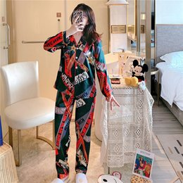 silk nightgown men Australia - Female Silk Kimono Robe Sets Lovers Couple Nightgown Bath Gown Flower Printed Sleepwear Men Nightwear Soft Bathrobe Satin Nightgown#830